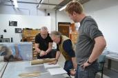 contemporary print permanent print refractory concrete print symposium uclan 3