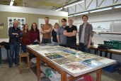 contemporary print permanent print refractory concrete print symposium uclan