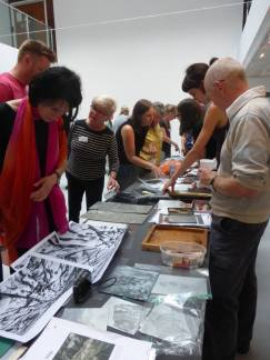 contemporary print permanent print_refractoryconcrete_printsymposium_uclan_openingevent