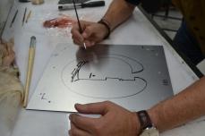 contemporary print permanent print refractory concrete print symposium uclan Rudi Bastiaans 3