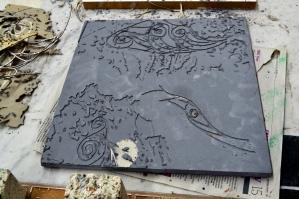 contemporary print permanent print refractory concrete uclan erik kok