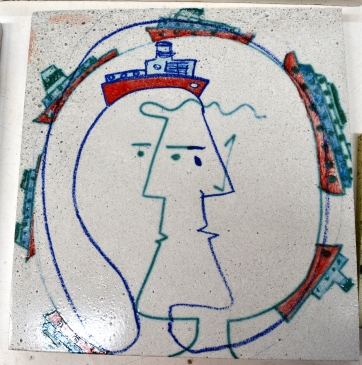 contemporary print permanent print refractory concrete uclan Rudi glazed